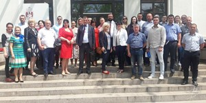 5 June 2019 - Working visit of the delegation of the Republic of Moldova - 23895