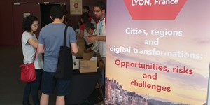 "August 27-30, 2019, ERSA Congress ""Cities, regions and digital transformations: Opportunities, risks and challenges"" - 23968"