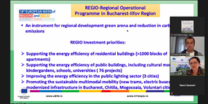 20 octombrie 2020 - How can regions enable the Green Deal - 25572